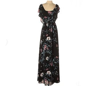 NWT Show Me Your Mumu Floral Caitlyn Dress, M